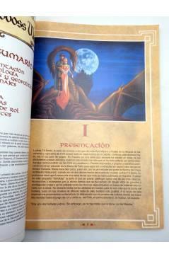 Muestra 2 de ESPECIAL MANGAZONE 14. RECORD OF LODOSS WAR (Vvaa) Berserker 2000