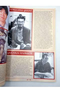 Muestra 3 de ESPECIAL MANGAZONE 14. RECORD OF LODOSS WAR (Vvaa) Berserker 2000