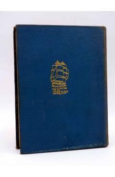 Contracubierta de EL COYOTE TOMO VII. NºS 26 27 28 29 30 (J. Mallorquí) Cliper 1946