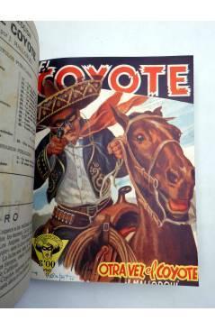 Muestra 3 de EL COYOTE TOMO VII. NºS 26 27 28 29 30 (J. Mallorquí) Cliper 1946