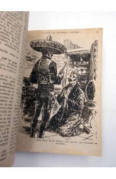 Muestra 5 de EL COYOTE TOMO VII. NºS 26 27 28 29 30 (J. Mallorquí) Cliper 1946