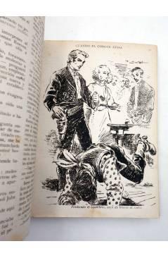 Muestra 6 de EL COYOTE TOMO VII. NºS 26 27 28 29 30 (J. Mallorquí) Cliper 1946