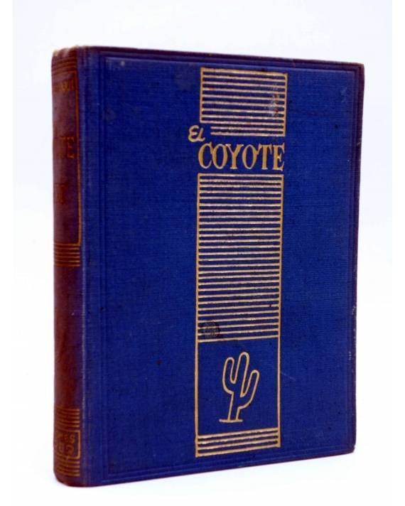 Cubierta de EL COYOTE TOMO VIII. NºS 31 32 33 34 35 (J. Mallorquí) Cliper 1946