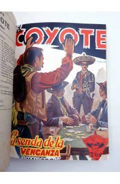 Muestra 3 de EL COYOTE TOMO VIII. NºS 31 32 33 34 35 (J. Mallorquí) Cliper 1946