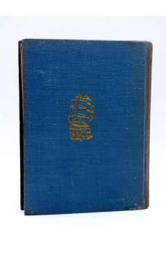Contracubierta de EL COYOTE TOMO XVI. NºS 66 67 68 69 70 (J. Mallorquí) Cliper 1948