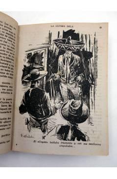 Muestra 7 de EL COYOTE TOMO XVI. NºS 66 67 68 69 70 (J. Mallorquí) Cliper 1948