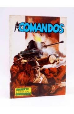 Muestra 2 de COMANDOS 1 2 3 4. COMPLETA (Vvaa) Valenciana 1981