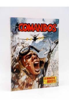 Muestra 3 de COMANDOS 1 2 3 4. COMPLETA (Vvaa) Valenciana 1981