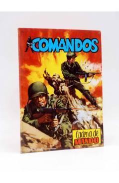 Muestra 4 de COMANDOS 1 2 3 4. COMPLETA (Vvaa) Valenciana 1981