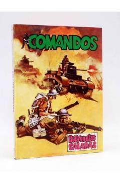 Muestra 5 de COMANDOS 1 2 3 4. COMPLETA (Vvaa) Valenciana 1981