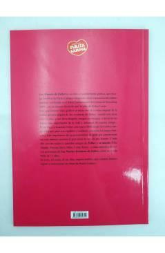 Contracubierta de ESTHER Y SUS MUNDOS (Purita Campos) Glenat 2009