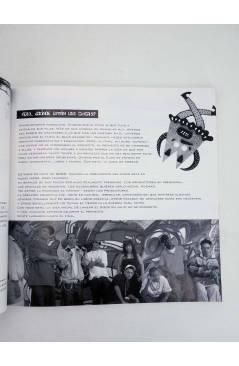 Muestra 5 de UNIDOS POR EL FLOW. LATIN KINGS ÑETAS Y JÓVENES DE BARCELONA. LIBRO+CD+DVD (Aa.Vv.) Ven Y Te Lo Cuento 2009
