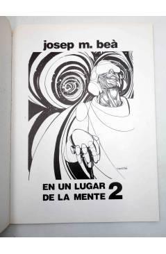 Muestra 4 de PACK JOSEP M. BEÀ. UN LUGAR DE MI MENTE + HIPNOS MEDITERRANEO FOBIA. Intermagen 1985