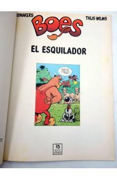 Muestra 1 de BOES. LOS CUENTOS DEL BUEY 3. Zinco 1990