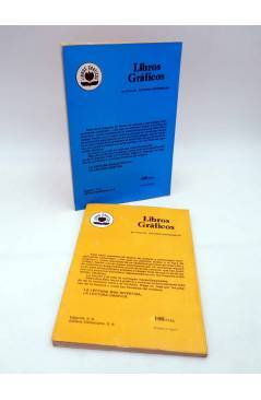 Contracubierta de LIBROS GRÁFICOS 12. DRÁCULA Y LA MÁQUINA DEL TIEMPO (N.Redondo / A. Niño) Ediprint 1982