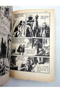 Muestra 2 de LIBROS GRÁFICOS 12. DRÁCULA Y LA MÁQUINA DEL TIEMPO (N.Redondo / A. Niño) Ediprint 1982
