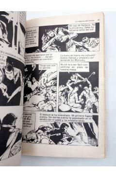 Muestra 4 de LIBROS GRÁFICOS 2. LA MÁQUINA DEL TIEMPO (N.Redondo / A. Niño) Ediprint 1982
