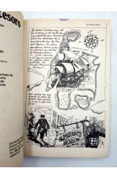 Muestra 1 de LIBROS GRÁFICOS 1. LA ISLA DEL TESORO DRÁCULA LA MÁQUINA DEL TIEMPO (A. Niño) Ediprint 1982