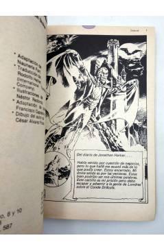 Muestra 2 de LIBROS GRÁFICOS 1. LA ISLA DEL TESORO DRÁCULA LA MÁQUINA DEL TIEMPO (A. Niño) Ediprint 1982