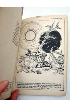 Muestra 3 de LIBROS GRÁFICOS 1. LA ISLA DEL TESORO DRÁCULA LA MÁQUINA DEL TIEMPO (A. Niño) Ediprint 1982