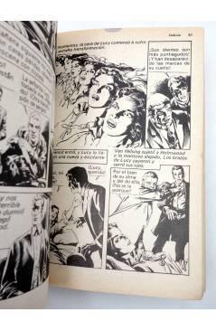 Muestra 4 de LIBROS GRÁFICOS 1. LA ISLA DEL TESORO DRÁCULA LA MÁQUINA DEL TIEMPO (A. Niño) Ediprint 1982