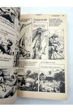Muestra 5 de LIBROS GRÁFICOS 1. LA ISLA DEL TESORO DRÁCULA LA MÁQUINA DEL TIEMPO (A. Niño) Ediprint 1982