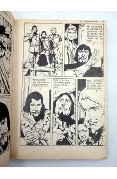 Muestra 2 de LIBROS GRÁFICOS 2. TRES MOSQUETEROS FRANKENSTEIN S. HOLMES (Redondo / Niño) Ediprint 1982