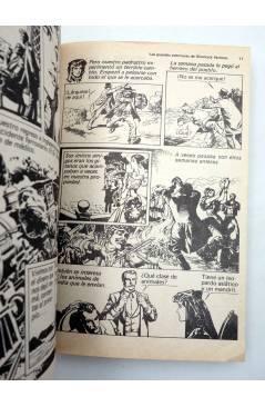 Muestra 4 de LIBROS GRÁFICOS 2. TRES MOSQUETEROS FRANKENSTEIN S. HOLMES (Redondo / Niño) Ediprint 1982