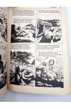 Muestra 6 de LIBROS GRÁFICOS 2. TRES MOSQUETEROS FRANKENSTEIN S. HOLMES (Redondo / Niño) Ediprint 1982