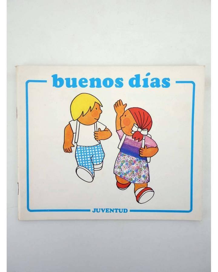 Cubierta de COLECCIÓN TINA TON 10. BUENOS DÍAS (Pía Vilarrubias) Juventud 1983