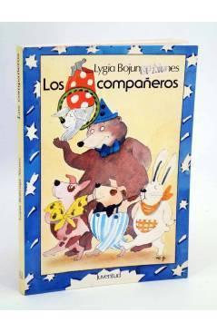 Cubierta de LOS COMPAÑEROS.. Juventud 1984