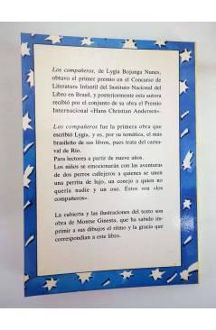 Contracubierta de LOS COMPAÑEROS.. Juventud 1984