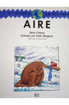 Muestra 4 de EL MUNDO EN PELIGRO -. AIRE (Steve Pollock / Peter Wingham) Juventud 1993