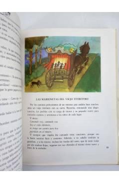 Muestra 2 de LA HORA DEL CUENTO. SIETE CUENTOS (Rodrigo Atria / Gloria Carasusan) Juventud 1978