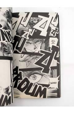 Contracubierta de MANGA GRAN VOLUMEN 36. MACROSS 7 TRASH 6 (Haruhiko Mikimoto) Norma 2002