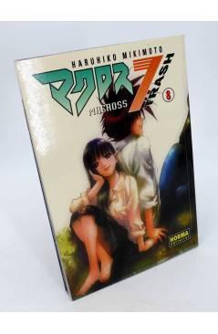 Cubierta de MANGA GRAN VOLUMEN 38. MACROSS 7 TRASH 8 (Haruhiko Mikimoto) Norma 2003
