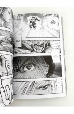 Contracubierta de MANGA GRAN VOLUMEN 38. MACROSS 7 TRASH 8 (Haruhiko Mikimoto) Norma 2003