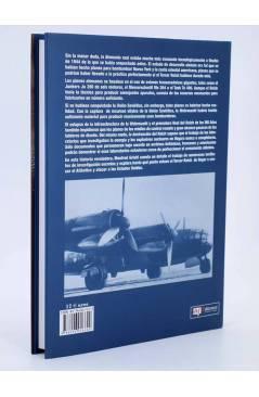 Contracubierta de LEGENDI. OBJETIVO AMERICA. II GUERRA MUNDIAL (Manfred Griehl) Quirón 2005