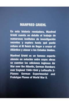 Muestra 2 de LEGENDI. OBJETIVO AMERICA. II GUERRA MUNDIAL (Manfred Griehl) Quirón 2005