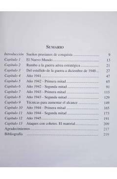 Muestra 3 de LEGENDI. OBJETIVO AMERICA. II GUERRA MUNDIAL (Manfred Griehl) Quirón 2005
