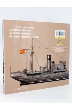 Contracubierta de PERFILES NAVALES 2. LOS BACALADEROS DE PYSBE EN LA GUERRA CIVIL ESPAÑOLA (Vvaa) Quirón 2002