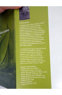 Contracubierta de UNA SAGA MARINERA ESPAÑOLA 4. EL JABEQUE MURCIANO. OPERACIONES EN ARGEL (Luís Delgado) Noray 2011