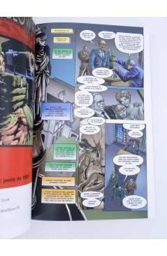 Muestra 5 de ARCHIVOS WILDSTORM. DEATHBLOW 1 Y 2. COMPLETA (Jim Lee / Choi / Tim Sale) Norma 2009