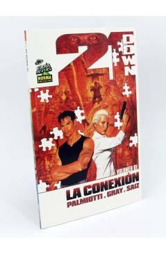 Muestra 1 de 21 DOWN: LA CONEXIÓN 1 Y 2. COMPLETA (Justin Gray / Jesús Saiz) Norma 2008