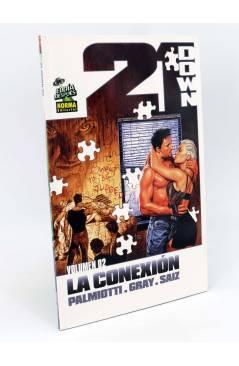 Muestra 4 de 21 DOWN: LA CONEXIÓN 1 Y 2. COMPLETA (Justin Gray / Jesús Saiz) Norma 2008