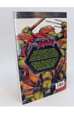 Contracubierta de LAS TORTUGAS NINJA TMNT 5 (Kevin Eastman / Peter Laird) Norma 2006