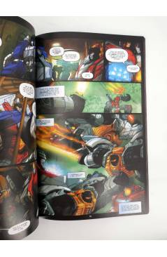 Muestra 1 de TRANSFORMERS WAR WITHIN 1 (Simon Furman / Don Figueroa) Norma 2009