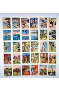 Cubierta de AVENTURAS DE MASAGRÁN COLECCIÓN DE 30 CROMOS. 1 A 30. COMPLETA (A. Pascual Antolí) Chocolates Amatller Circa