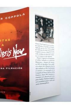 Muestra 1 de NOTAS A APOCALIPSIS NOW. DIARIO DE UNA FILMACIÓN (Eleanor Coppola) Emecé 2002