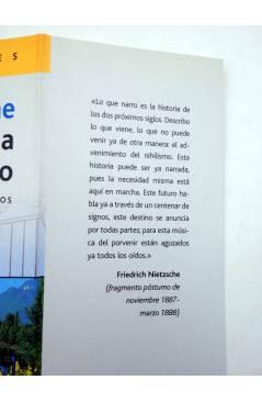 Muestra 1 de INTELECTUALES. FRIEDRICH NIETZSCHE Y LA VIGENCIA DEL NIHILISMO (Rubén H. Ríos) Campo de Ideas 2004